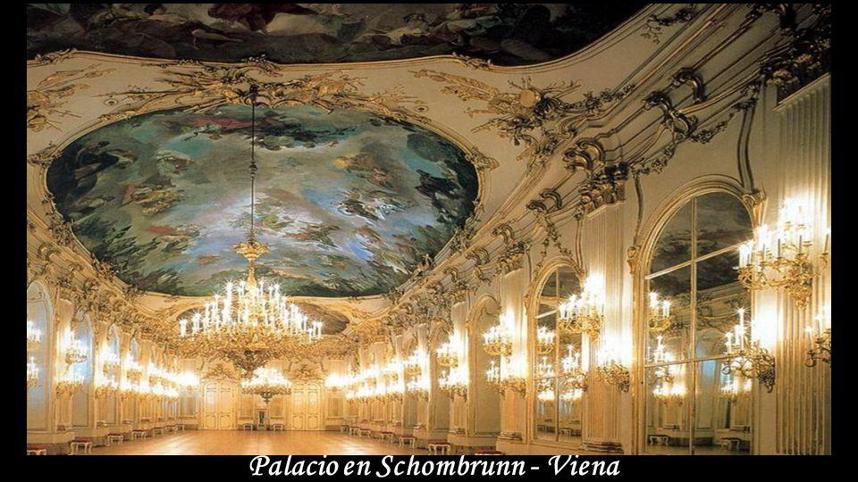 Iglesia de San Carlos - Viena