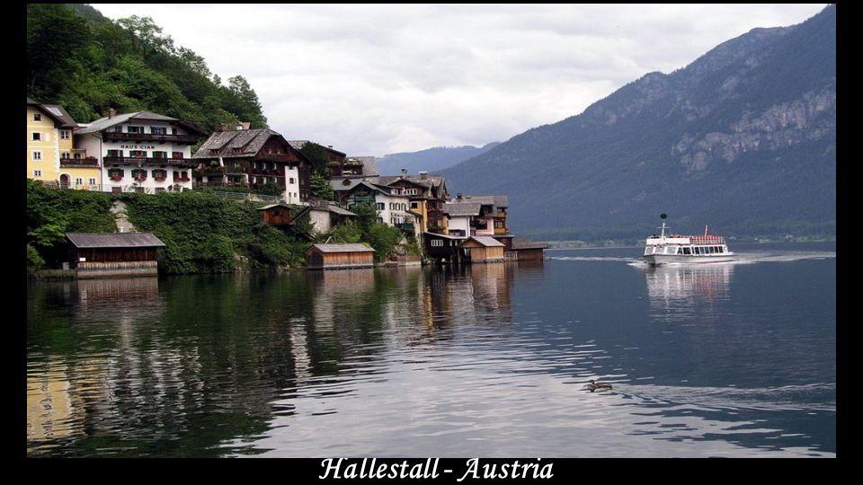Panorámica de Saltzburgo - Austria