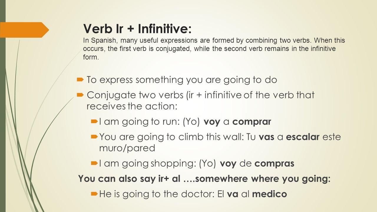 Verbos y pronombres Reflexivos: Reflexive verbs and pronouns Verbos reflexivos: Reflexive verbs