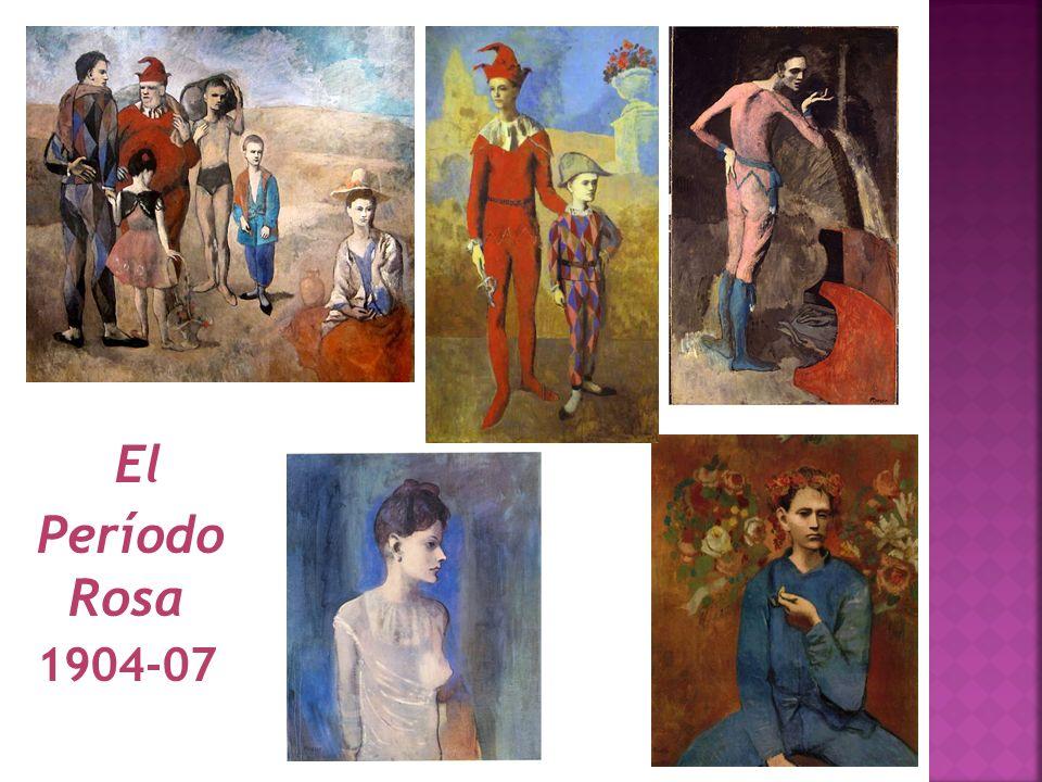 El Período Rosa 1904-07