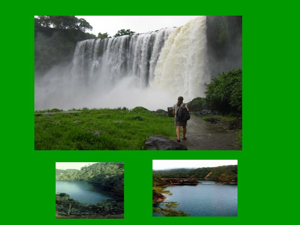 Water here is found in a thousand forms. Near San Andrés is Salto de Eyipantla, a 30 meter-high waterfall on the Comoapan river. There is also the Enc