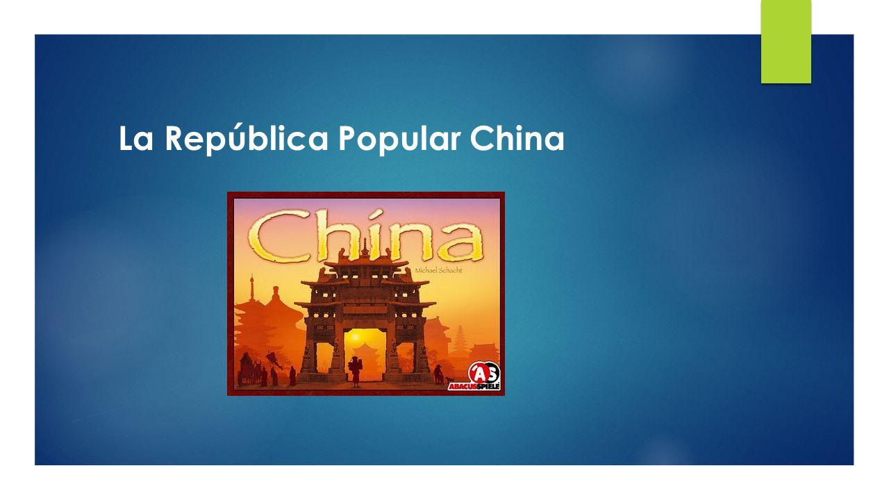 La República Popular China