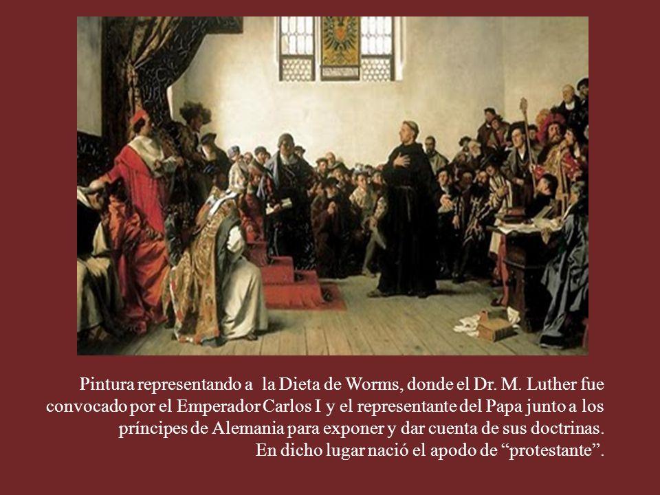 Catedral de Worms Worms: Monumento a la Reforma Religiosa del siglo XVI.