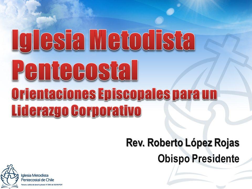 Rev. Roberto López Rojas Obispo Presidente