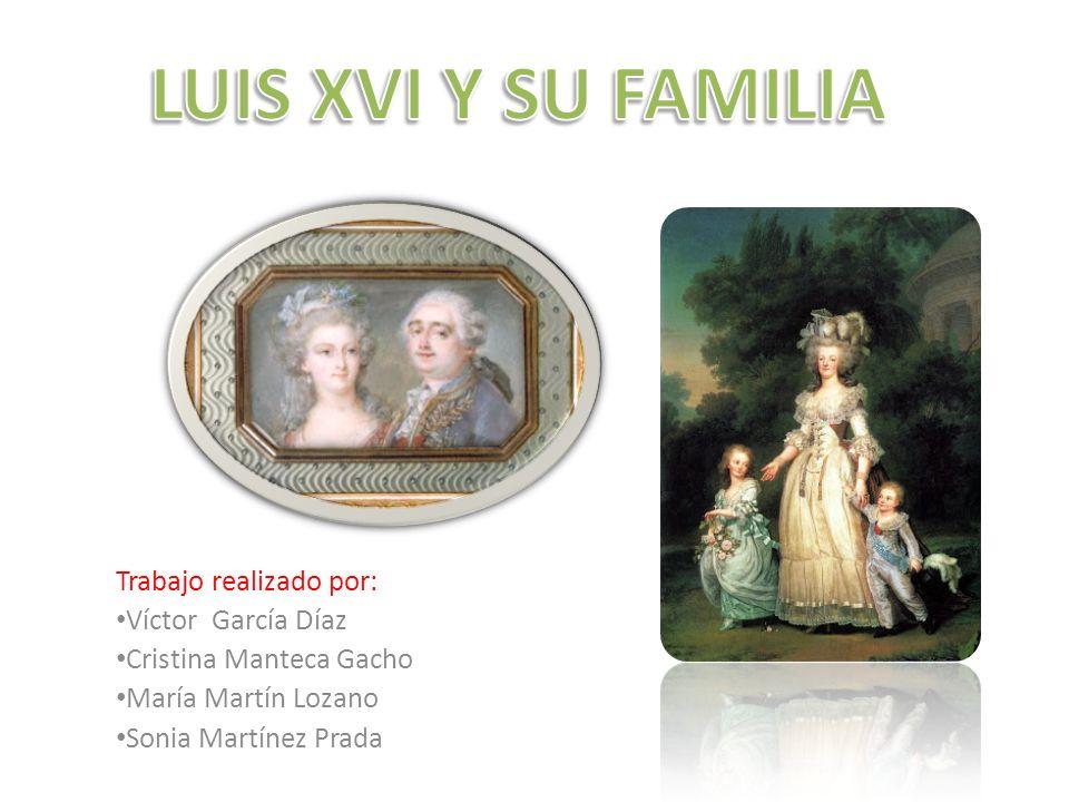 Trabajo realizado por: Víctor García Díaz Cristina Manteca Gacho María Martín Lozano Sonia Martínez Prada