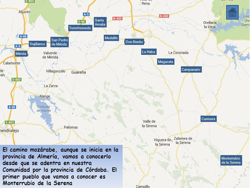 Trujillanos Próxima a la capital autonómica, esta localidad es puerta de entrada al pantano y Parque Natural de Cornalvo.