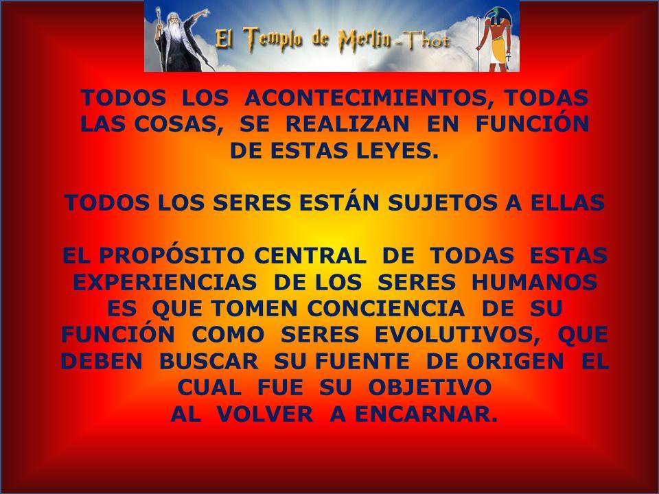 Jorge Alberto Renteria Garzón LAS LEYES UNIVERSALES Sustento de TODO lo existente TODO ES MENTE. TODO ES ENERGIA. COMO ES EL MICROCOSMOS ASI MISMO ES