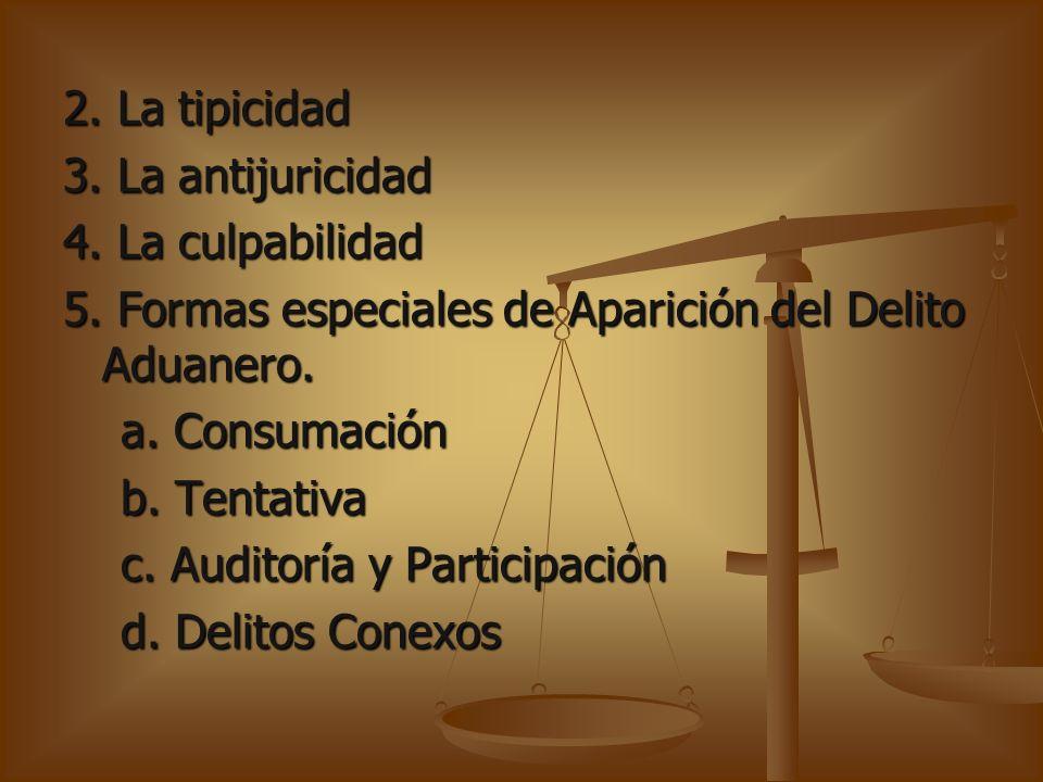 2.El delito de Defraudación aduanera a. Concepto b.