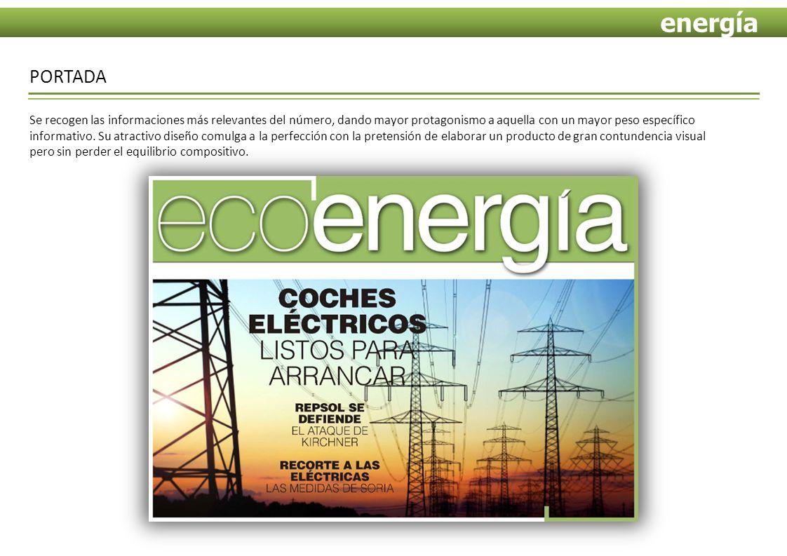 MERCADOS Otra sección de carácter claramente gráfico y que permite la posibilidad de conocer el estado y evolución de los mercados con respecto a la energía.