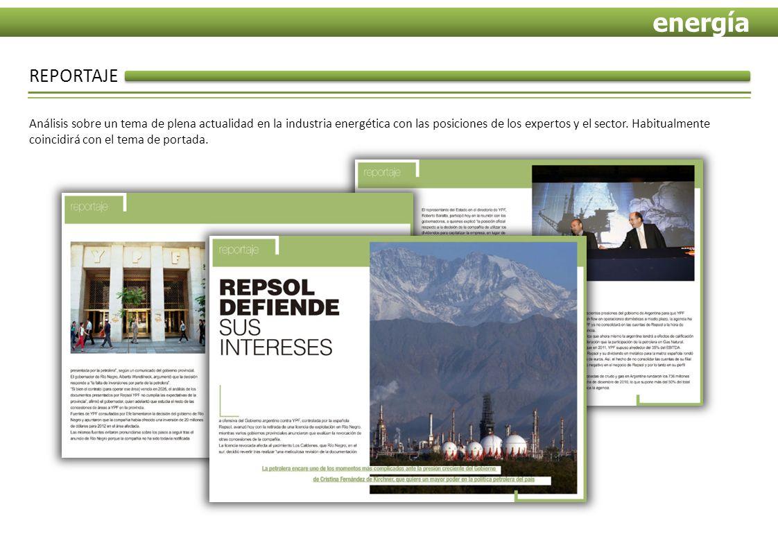 REPORTAJE Análisis sobre un tema de plena actualidad en la industria energética con las posiciones de los expertos y el sector.