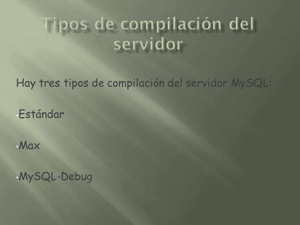 El desarrollo de MySQL se fundamenta en el trabajo de los desarrolladores contratados por la empresa MySQL AB quienes se encargan de dar soporte a los socios comerciales y usuarios de la comunidad MySQL y dar solución a los problemas encontrados por los usuarios.