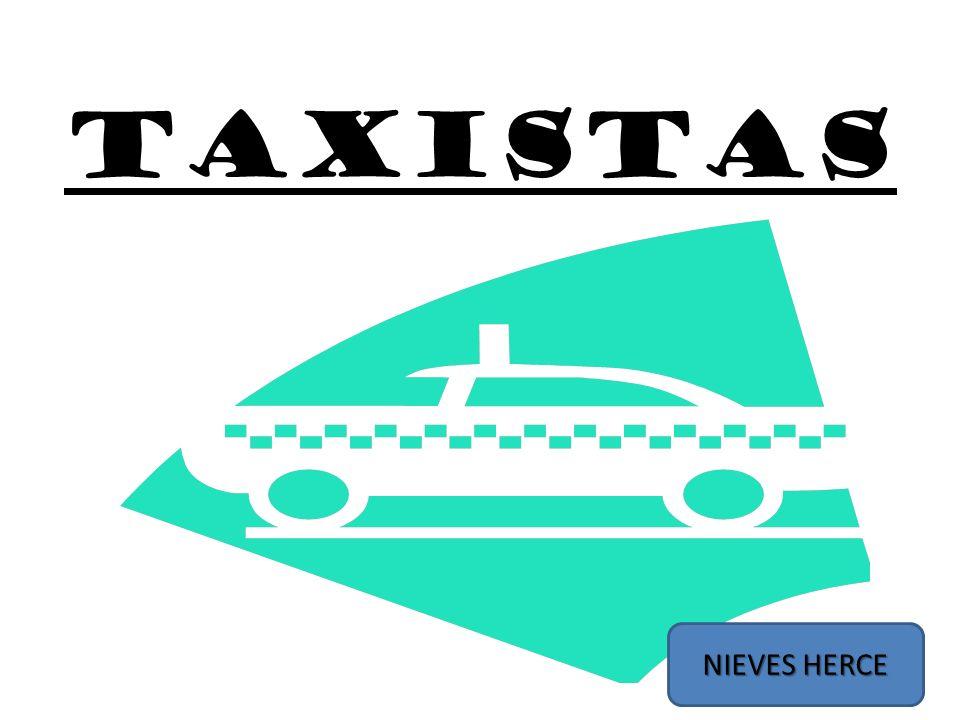 TAXISTAS NIEVES HERCE