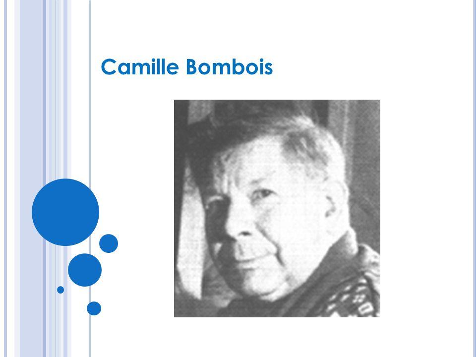 Camille Bombois