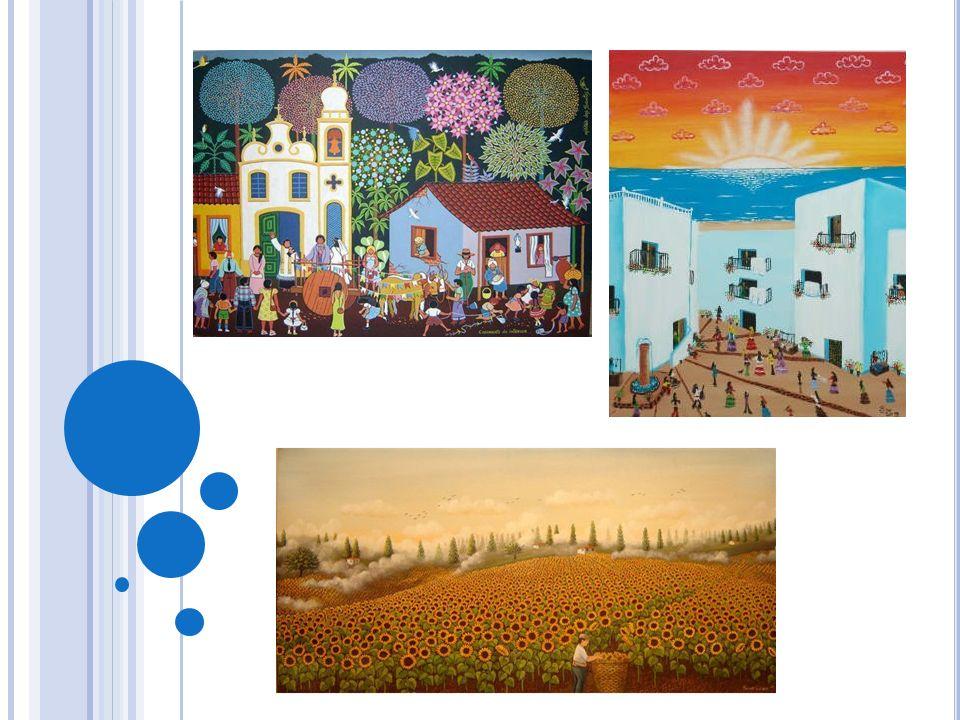 Artistas destacados Henri Rousseau
