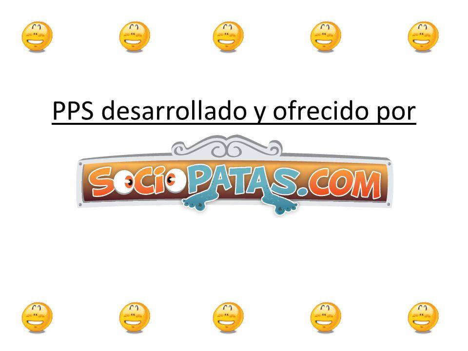 PPS desarrollado y ofrecido por