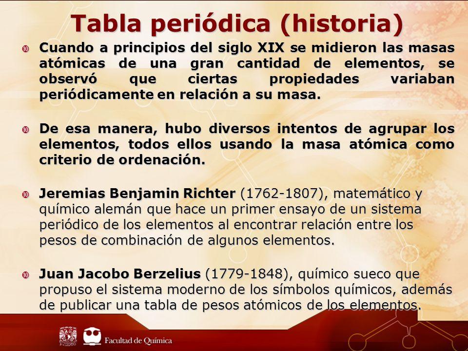 15 DESCRIPCIÓN DE LA TABLA PERIÓDICA ACTUAL 1.Los 112 elementos reconocidos por la Unión Internacional de Química Pura y Aplicada (IUPAC) están ordenados según el numero atómico creciente, en 7 periodos y 16 grupos (8 grupos A y 8 grupos B).