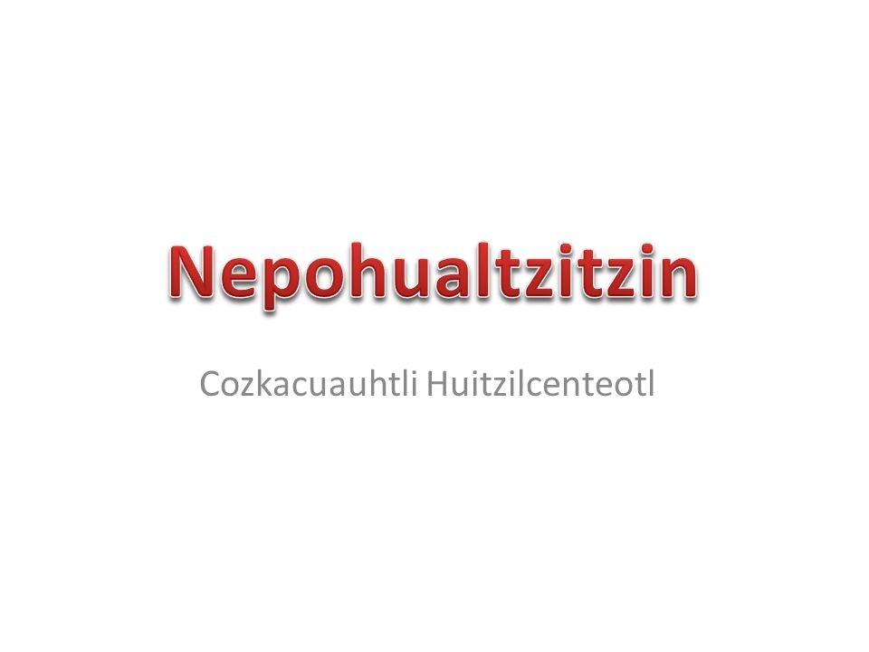 NEPOHUALTZITZIN 1s20s400s8000s 3,200,000160,000s 714 + 188 First, place the quantity of 714.