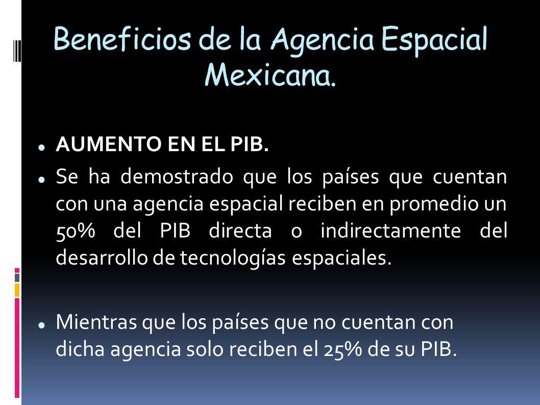 Grosso modo: La Agencia Espacial Mexicana es un organismo público descentralizado, con personalidad jurídica, con autonomía técnica y de gestión para el cumplimiento de sus atribuciones.