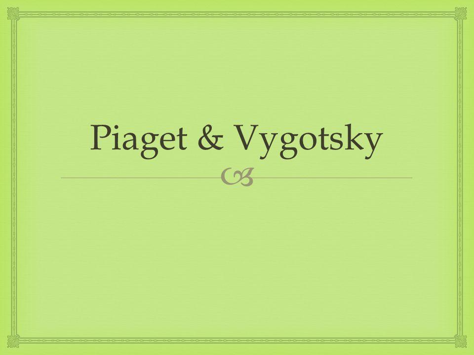 Piaget fue el que evolucionó el método clínico Siete principios centrales en la teoría de Piaget: Los niños son aprendices activos y motivados.