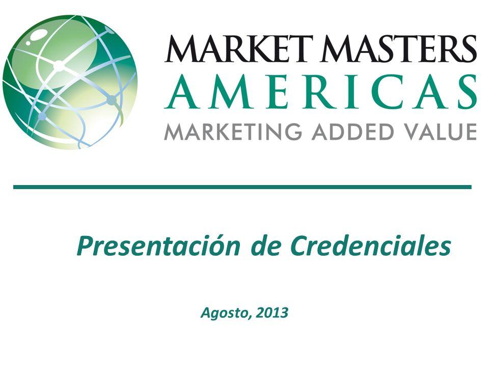 Agosto, 2013 Presentación de Credenciales