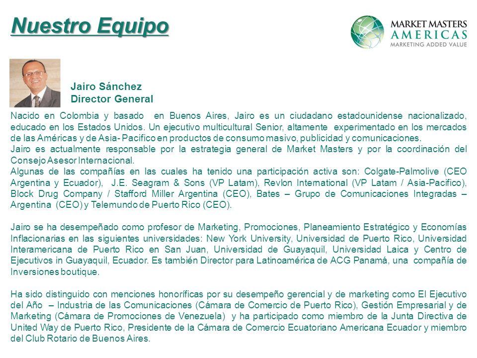 Nacido en Colombia y basado en Buenos Aires, Jairo es un ciudadano estadounidense nacionalizado, educado en los Estados Unidos.