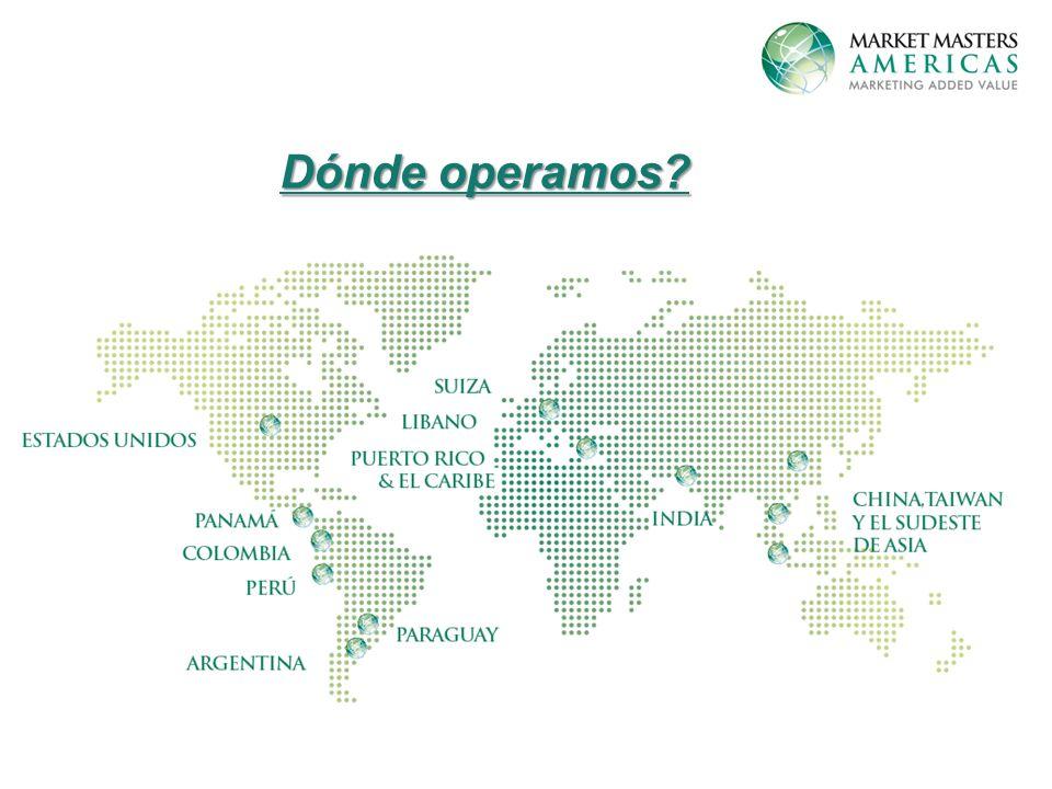 Dónde operamos?