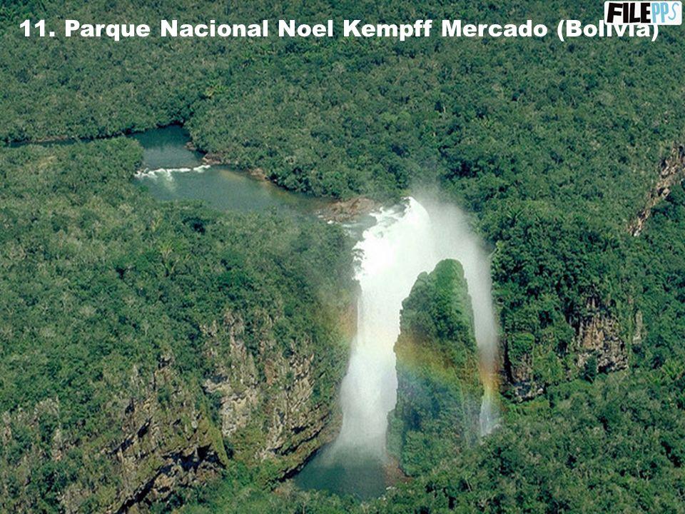 10. La Quebrada de Humahuaca (Argentina)