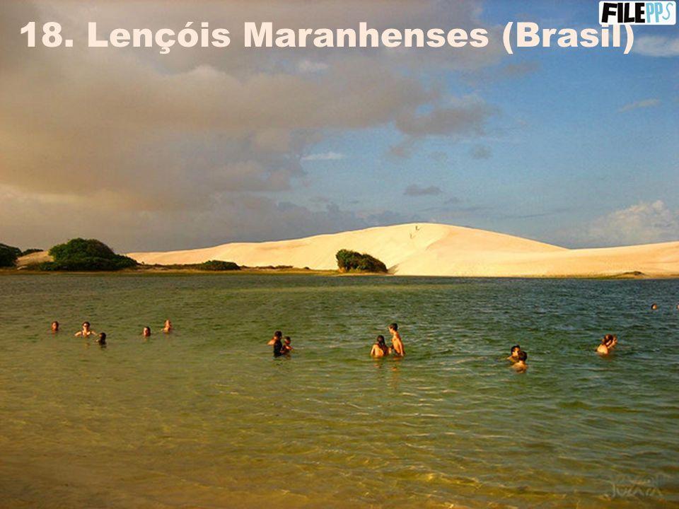 17. Archipiélago Fernando Noronha (Brasil)