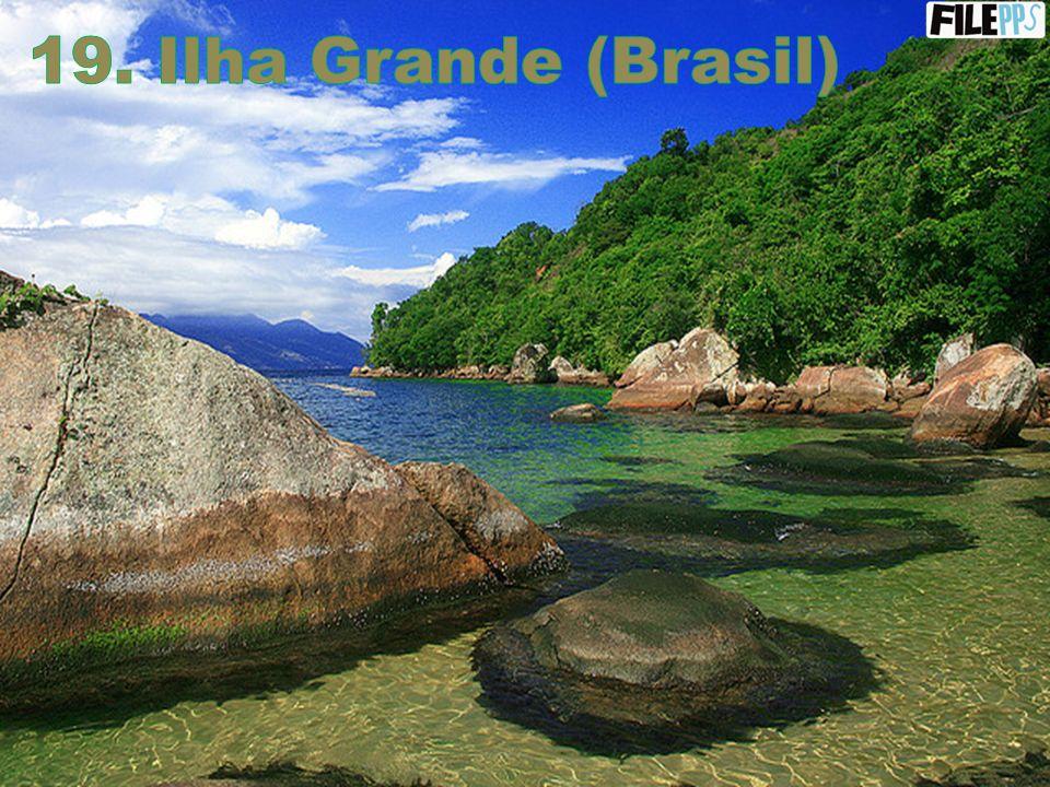18. Lençóis Maranhenses (Brasil)