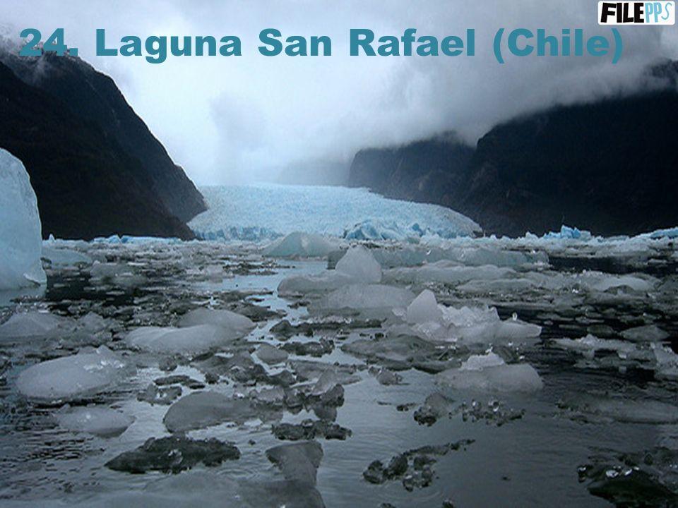 23. Torres del Paine (Chile)