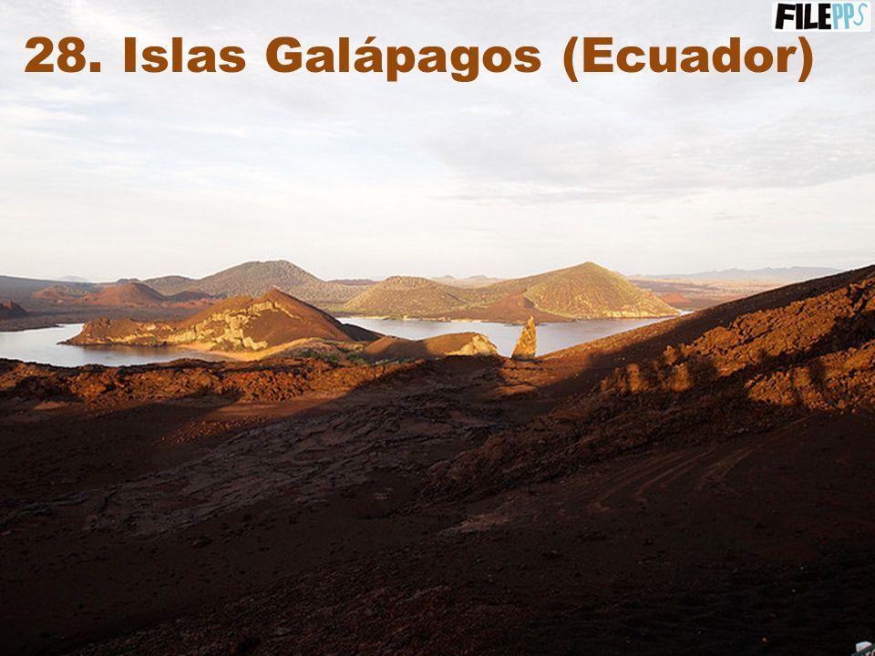 27. Isla de Providencia (Colombia)