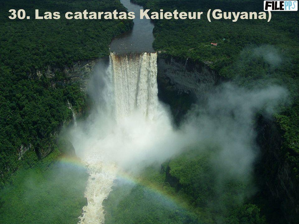 29. Cráter del Cotopaxi (Ecuador)