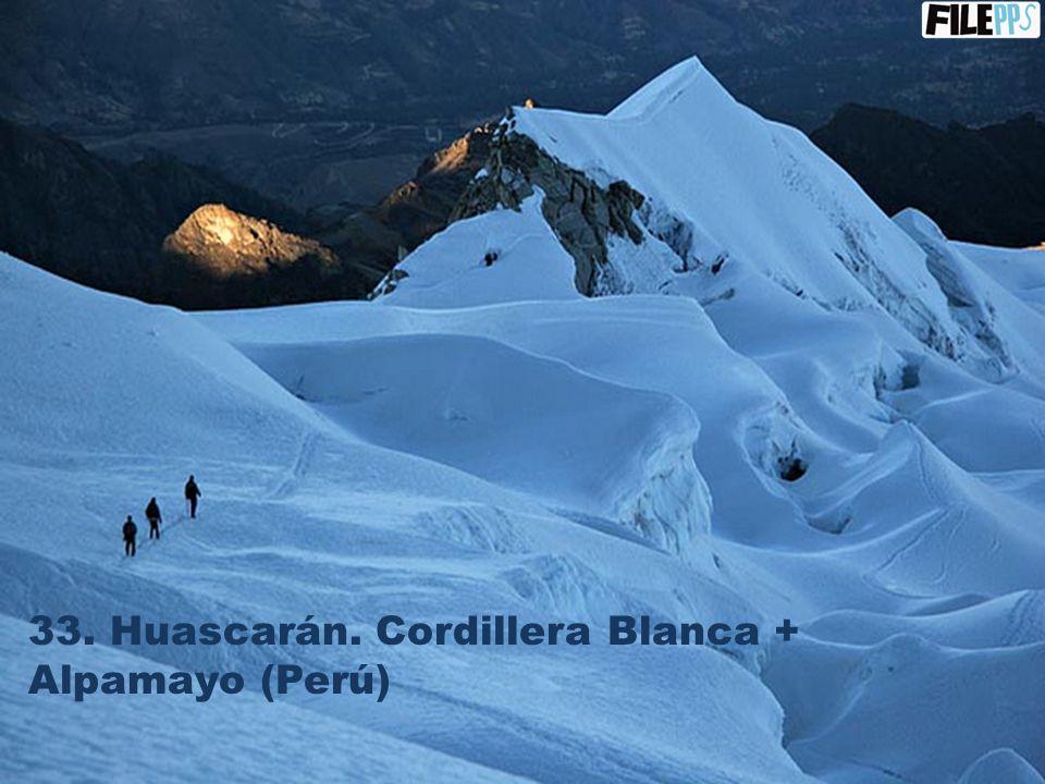 32. Cañon Colca (Perú)
