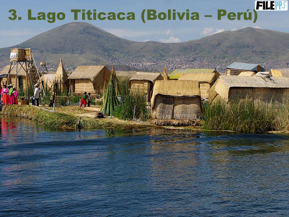 2. Amazonas (Brasil, Perú, Colombia, Venezuela, Ecuador, Bolivia)