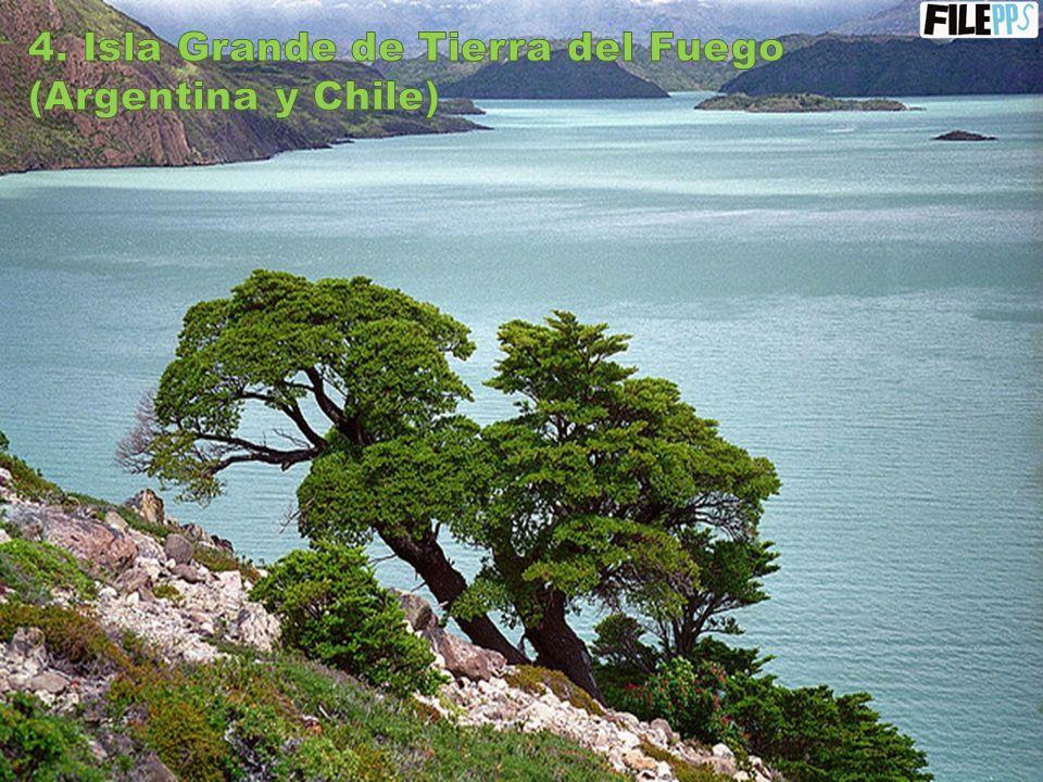 3. Lago Titicaca (Bolivia – Perú)