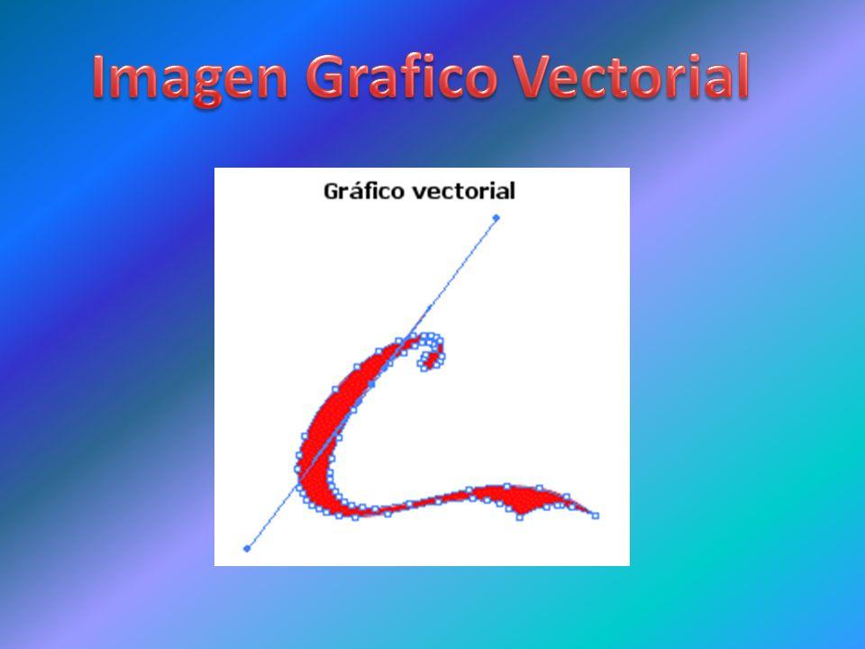 Los gráficos vectoriales, también conocidos como gráficos orientados a objetos, son el segundo gran grupo de imágenes digitales.