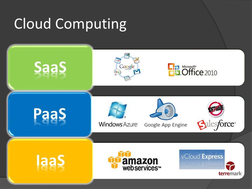 Cloud Computing Google App Engine