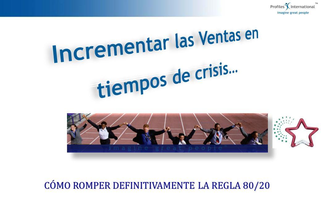 CÓMO ROMPER DEFINITIVAMENTE LA REGLA 80/20