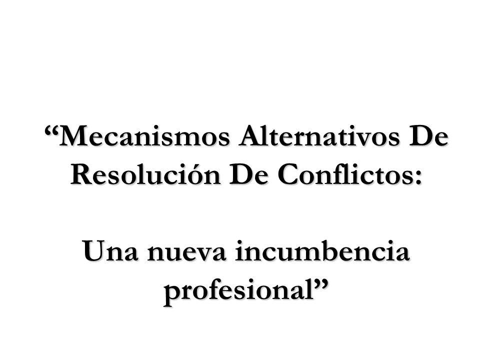 ¿Qué es la RESOLUCIÓN ALTERNATIVA DE DISPUTAS (RAD).