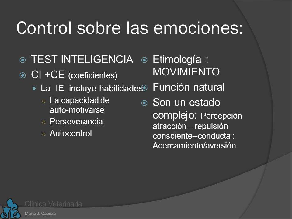 AUTOCONCIENCIA Implica conocer y reconocer las emociones,e.