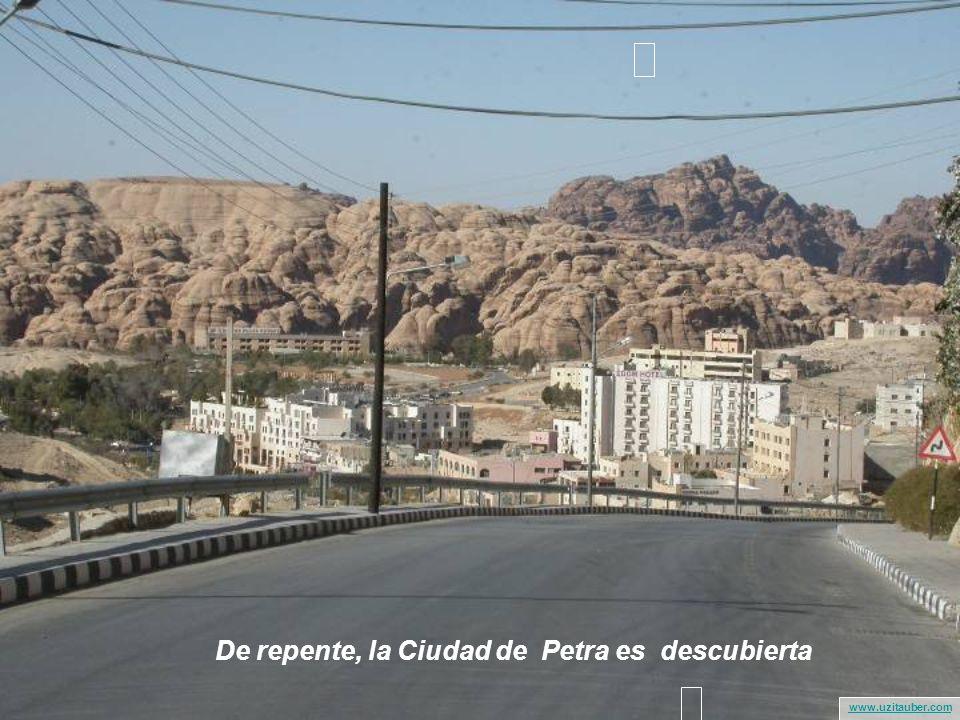 www.uzitauber.com Viajando a través de la antigua carretera del Rey