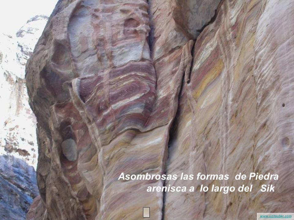 www.uzitauber.com Pasando por el Sik, un paso sagrado