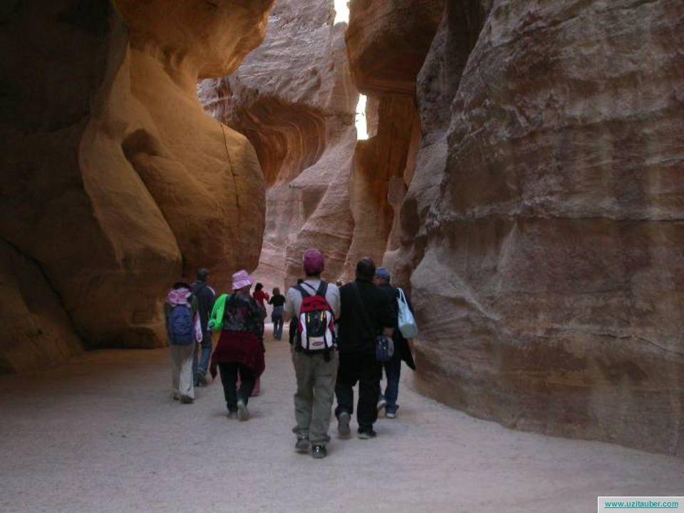 www.uzitauber.com Asombrosas las formas de Piedra arenisca a lo largo del Sik