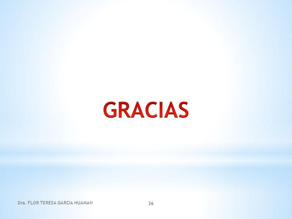 Dra. FLOR TERESA GARCIA HUAMAN 36