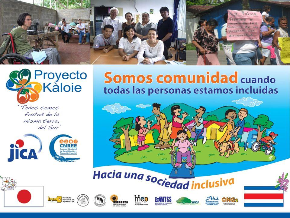 ONGS Organizaciones no Gubernamentales Movimiento de personas con discapacidad 3.