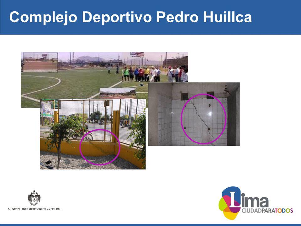 Complejo Deportivo Pedro Huillca