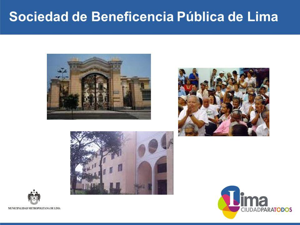 Sociedad de Beneficencia Pública de Lima
