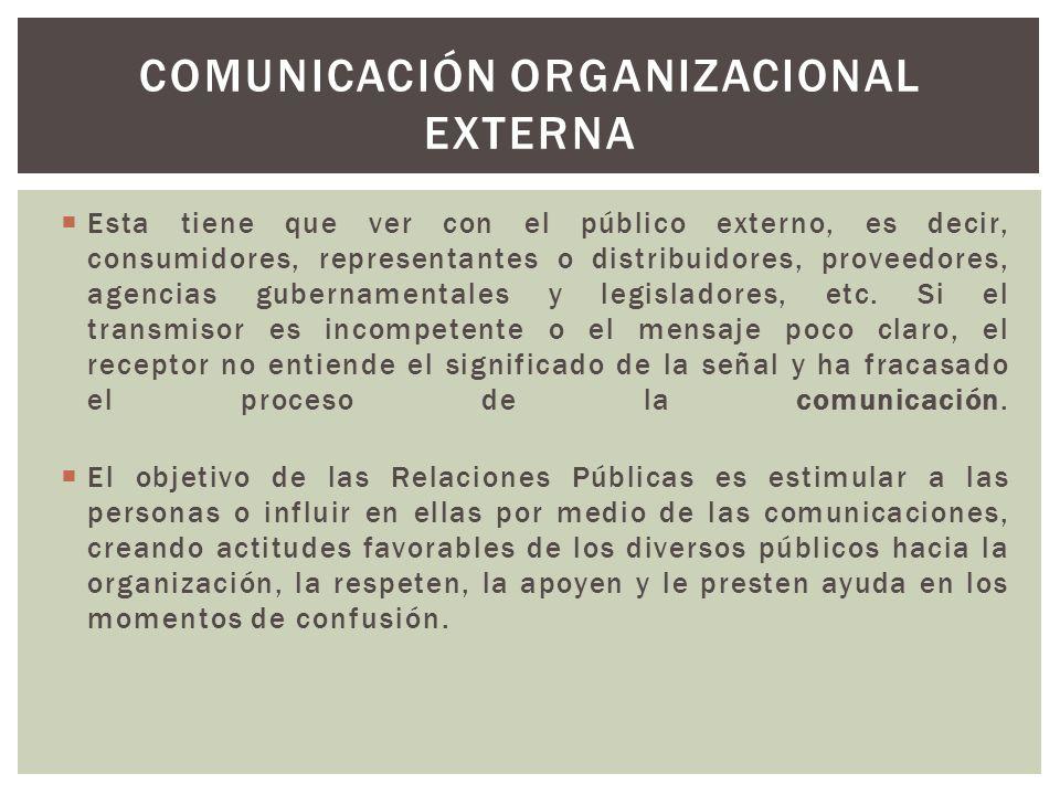 Se refiere al intercambio entre la gerencia de la organización y los empleados.