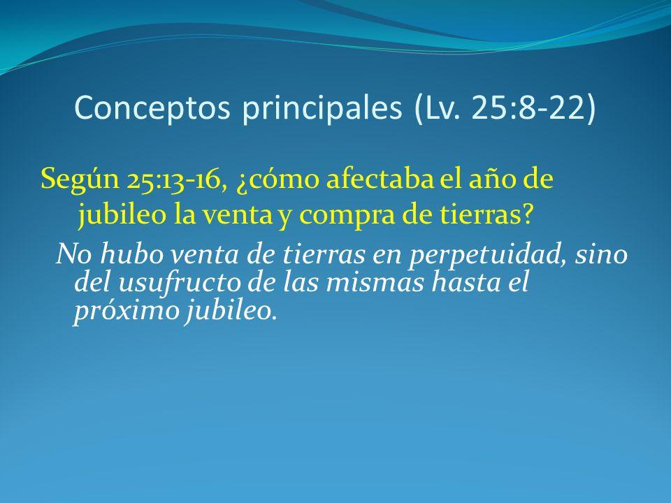 Conceptos principales (Lv.