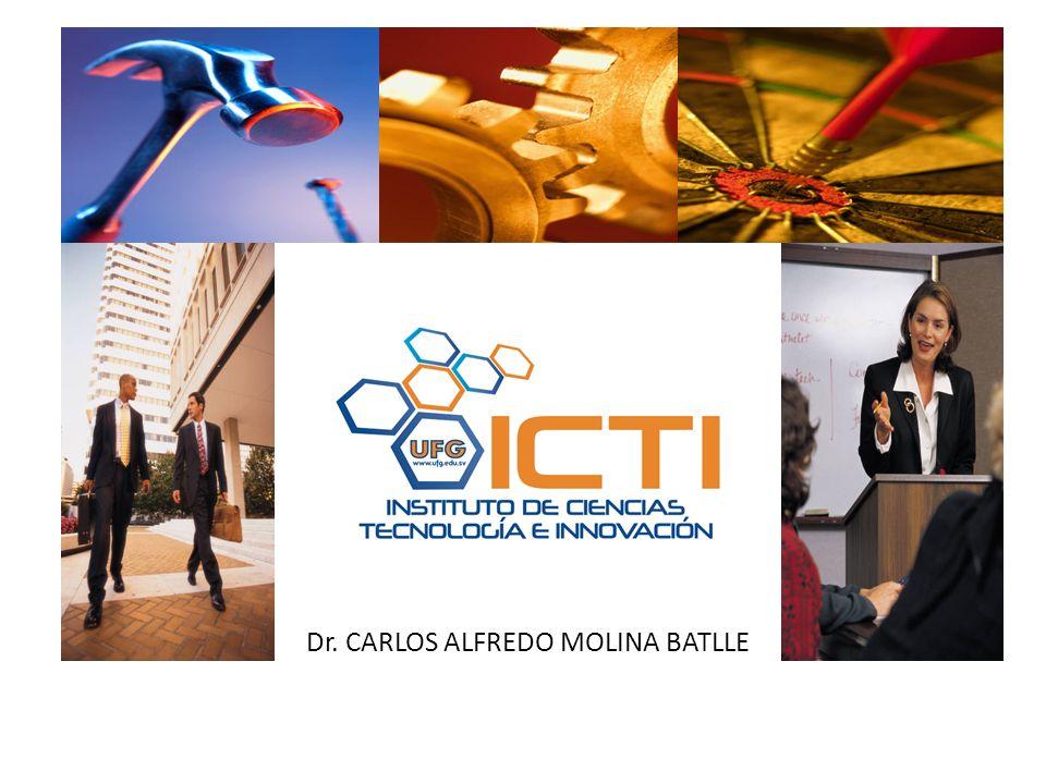 Dr. CARLOS ALFREDO MOLINA BATLLE